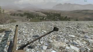Arma 2 Operation Arrowhead Sniper Tac-50