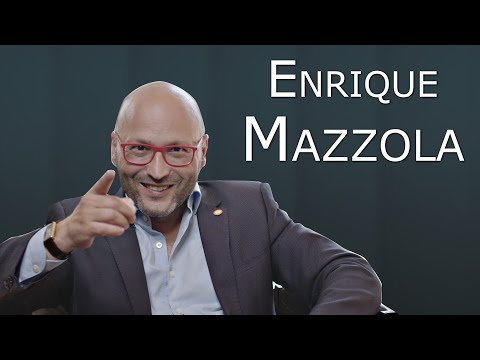 Introducing: Enrique Mazzola