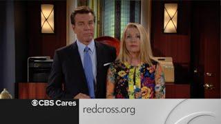 cbs cares peter bergman and melody thomas scott on hurricane harvey recovery