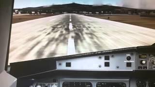 FS2004 FS9 RPMP Pagadian Airport Arrival