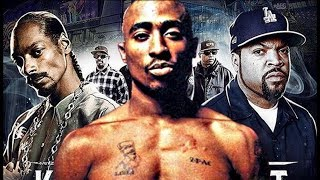 2Pac, Snoop Dogg, Ice Cube, WC - West Side United (ft. Eazy E, Young Maylay)