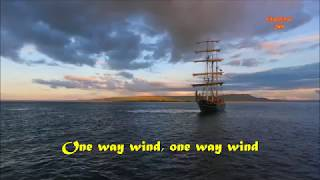 Gambar cover One Way Wind (with lyrics)- The Cats