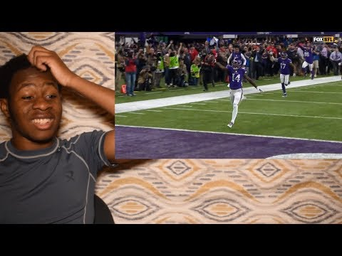 STEFON DIGGS IS RIDDIGULOUS!!Saints vs. Vikings | NFL Divisional Round Game Highlights
