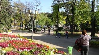 Пятигорск  - Парк Цветник Прогулка по центру города.(, 2014-08-02T07:09:17.000Z)