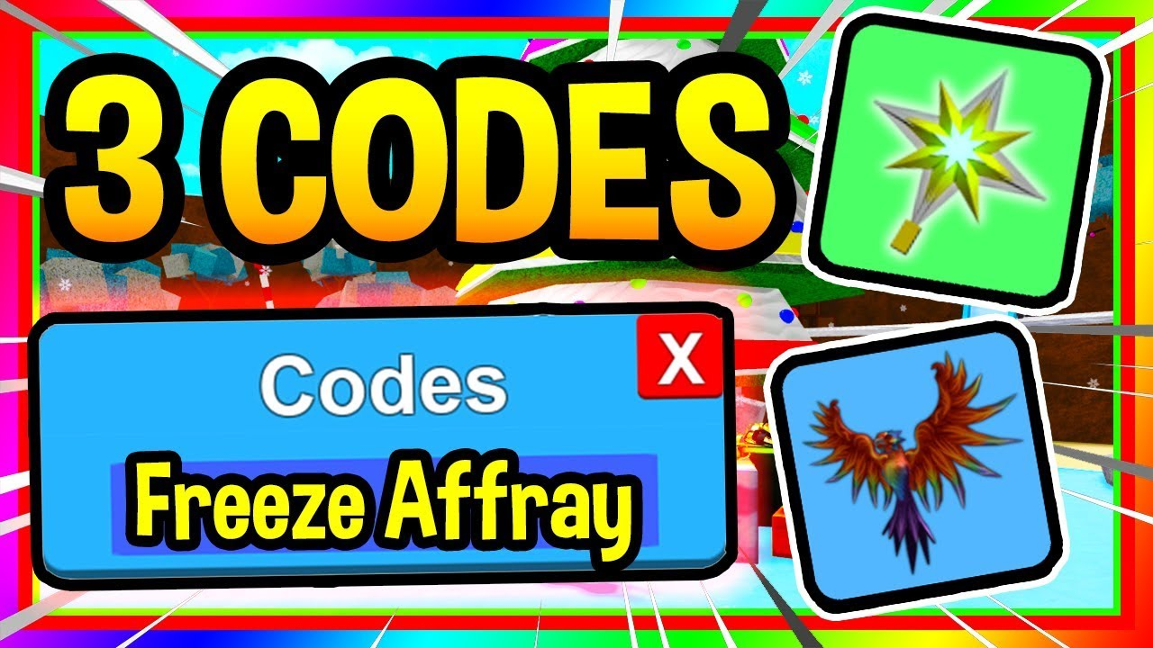 ROBLOX EPIC MINIGAMES CODES (December 2018) - YouTube