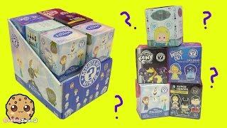 Full Box of Mystery Minis Surprise Blind Bag Boxes of Disney Frozen MLP , Super , Heros