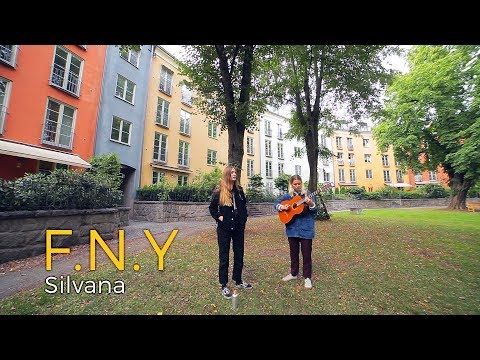 F.N.Y - Silvana (Acoustic session by ILOVESWEDEN.NET)
