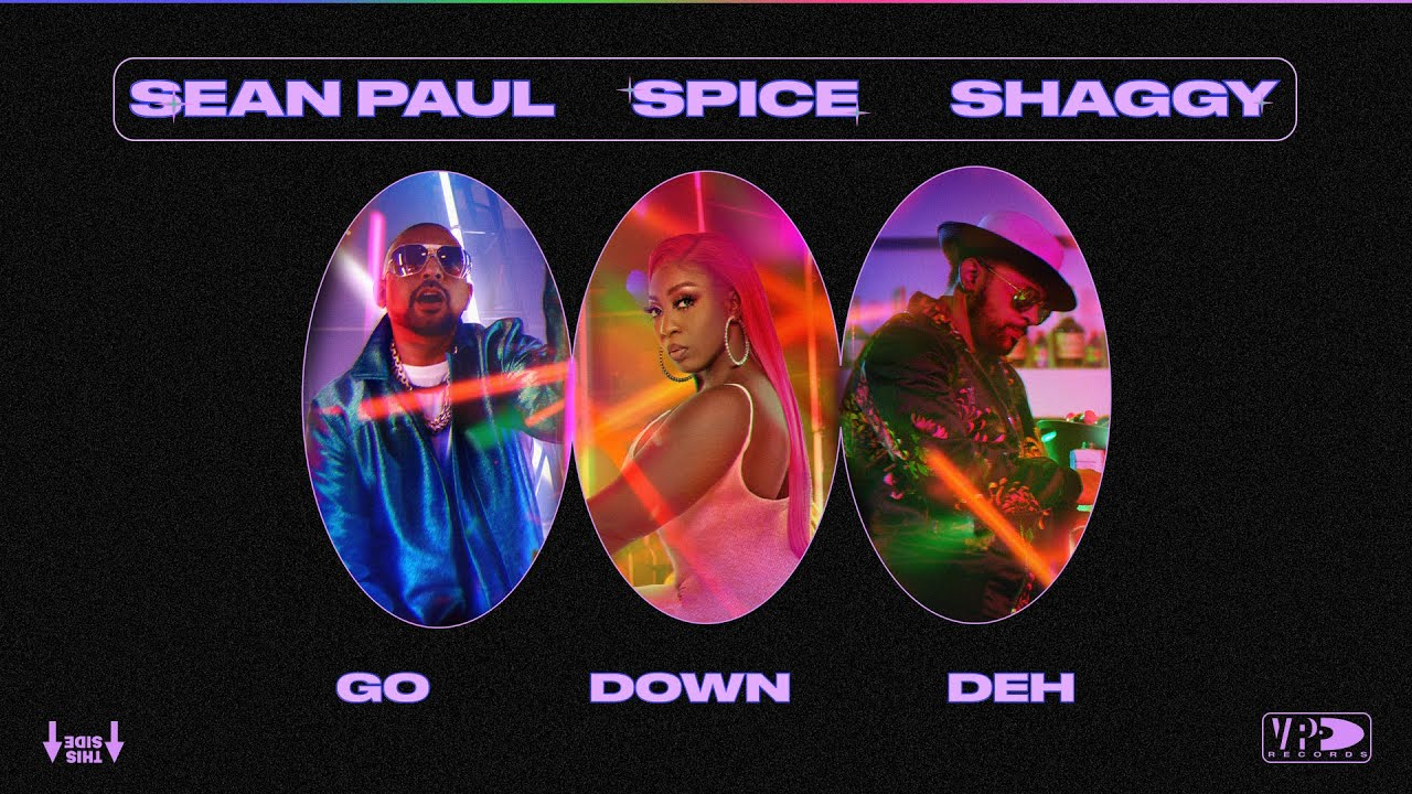 """Spice va sortir """"Go Down Deh"""" aux côtés de Shaggy et Sean Paul."""