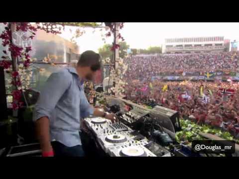 Tomorowland 2012 / Afrojack - Rock The House (HD)
