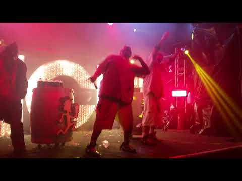 ICP UK 3 - Manchester Academy 2017 - Blaaam! - Insane Clown Posse