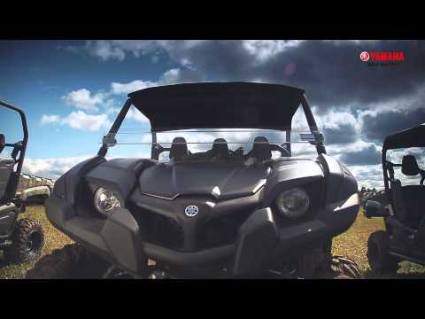 Тест-драйв мотовездеходов Yamaha Viking