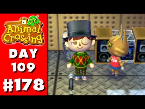 Animal Crossing: New Leaf - Part 178 - Medicine (Nintendo 3DS Gameplay Walkthrough Day 109)