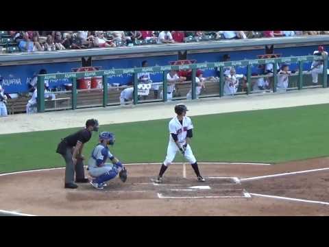 Max Moroff- 2B Indianapolis Indians (Pittsburgh Pirates)