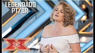 Grace Davies (Audition - The X Factor UK 2017) - [Legendado - PT/BR]