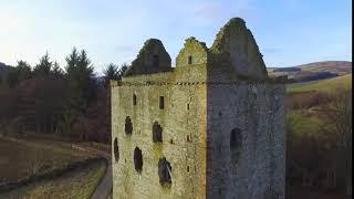 Clan Douglas Tower Borders Of Scotland