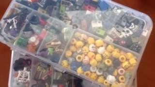 Мои Лего Кейсы! Пополнения, детали Review (обзор)