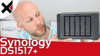 Synology DiskStation DS1517+ Intel Prozessor Bug und Überblick | iDomiX