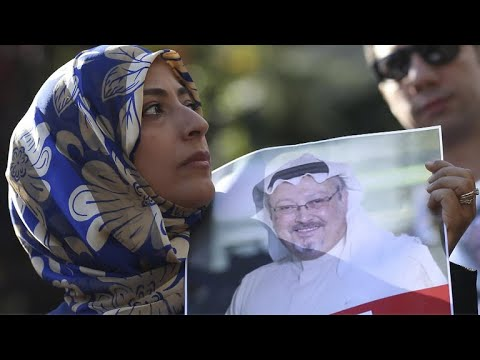 King of Saudi Arabia will work with Turkey\'s president in disappearance of Jamal Khashoggi