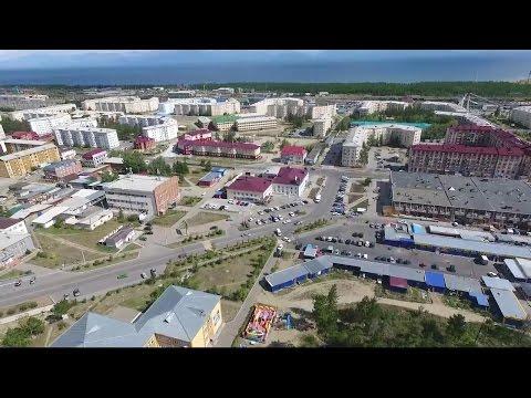 Северобайкальск - город на краю моря