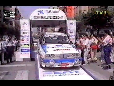 [Video.211] Ral·li Osona 1990