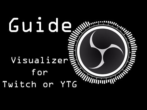 How to set up a visualizer for a Livestream | Rainmeter