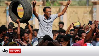 Sudan declares state of emergency following protests