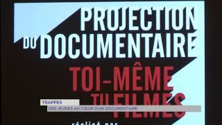 Trappes : des jeunes au coeur d'un documentaire