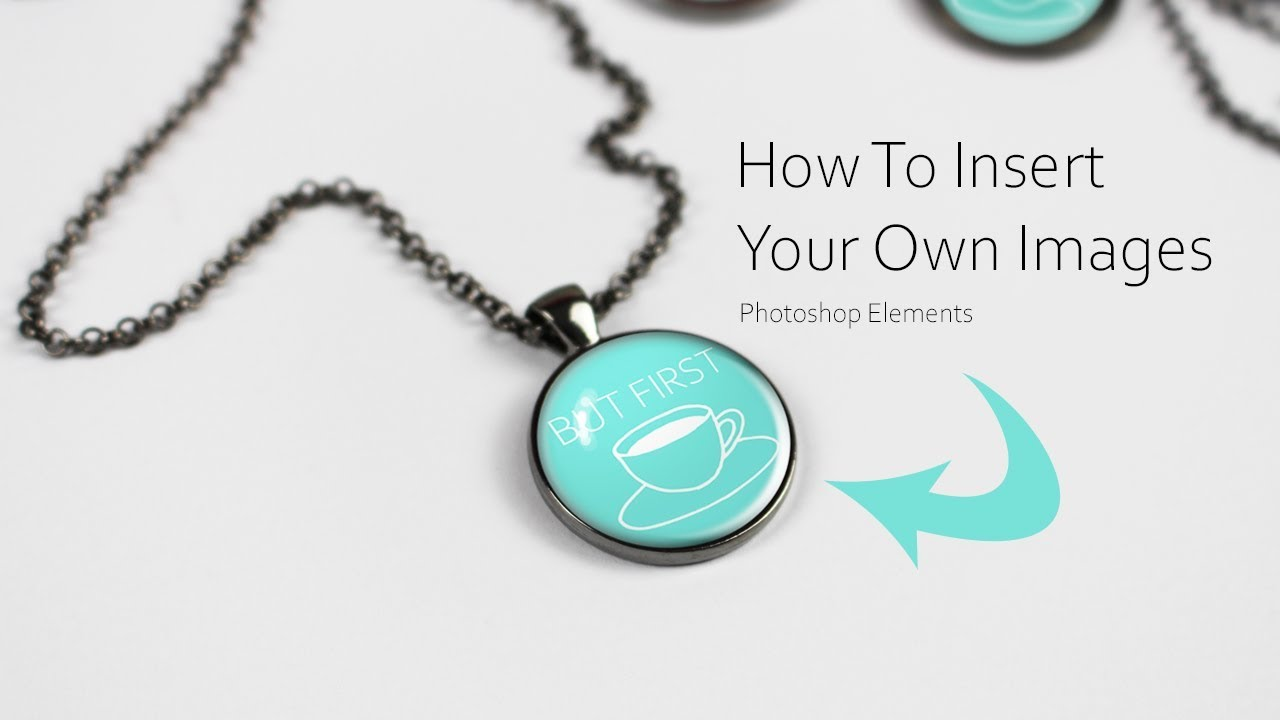 Photoshop Tutorial | Add Images Into Photo Jewelry Mockup