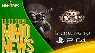 DATA Path of Exile NA PS4 TO... - MMONews 13.03.2019