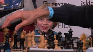 Highlights video World Chess Championship 2018 - Round- up of Day 9