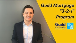Guild Mortgage 3-2-1 program for first time home buyers