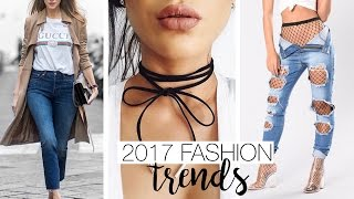 2017 Fashion Trends I Will & Wont Follow