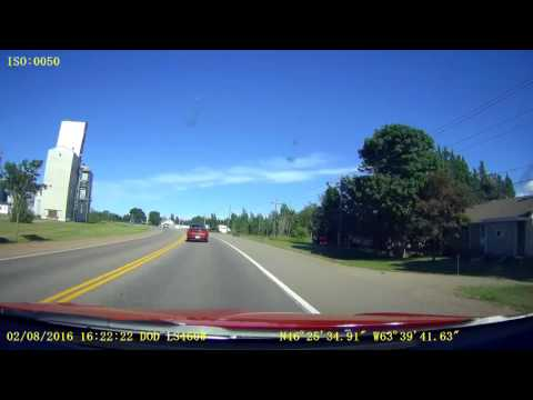 Prince Edward Island Route 2eb - Summerside to Hunter-River