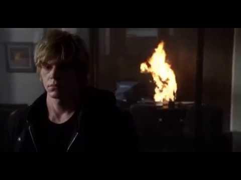 American Horror Story Murder House - 1x10 Smoldering Children Opening Scene
