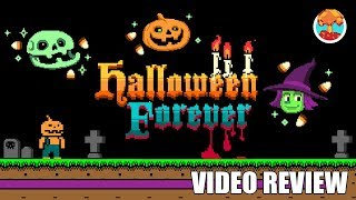 Review: Halloween Forever (PlayStation 4 & PS Vita) - Defunct Games