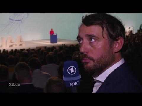 Der kleine Mann trifft Angela Merkel auf der IAA | extra 3 | NDR