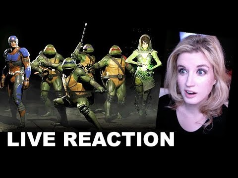 Thumbnail: Injustice 2 Fighter Pack 3 Trailer REACTION
