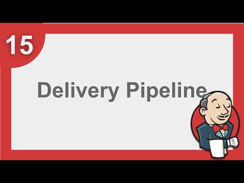 Jenkins Beginner Tutorial 14 - How to setup DELIVERY PIPELINE in Jenkins (Step by Step)