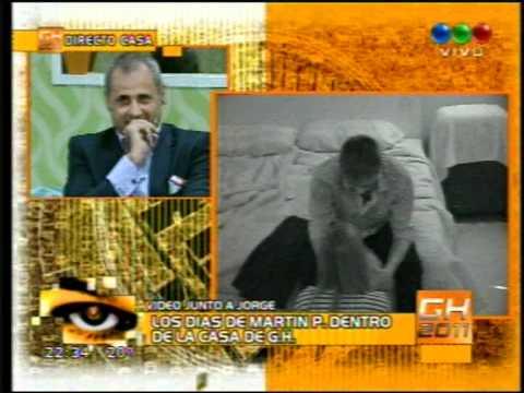 GH 2011 - LOS DIAS DE PEPA Y EMILIANO EN LA CASA