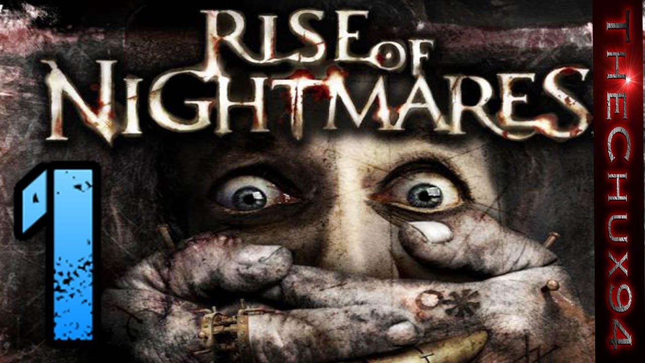 Rise Of Nightmares Cap 1 Terror En El Tren Youtube