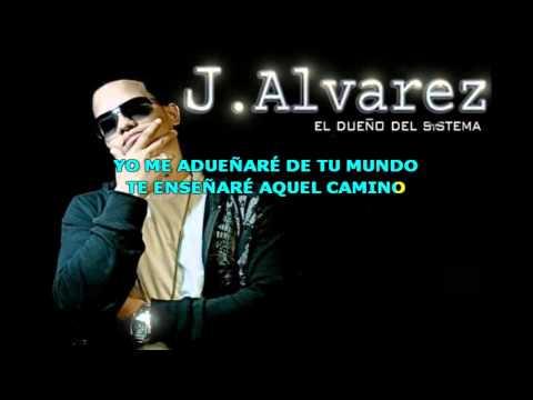 La Pregunta - Karaoke -J Alvarez