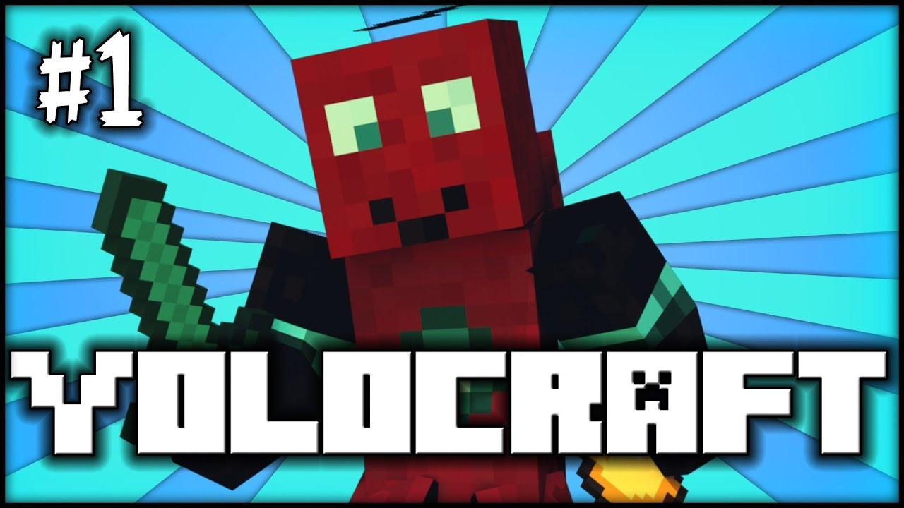 YOLOCRAFT MINECRAFT Season 4 Part 1 W Blitzwinger