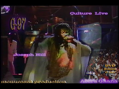 "Culture ""Joseph Hill "" Live Concert in Ghana song # 1"