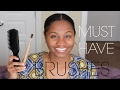 MUST HAVE Brushes for NATURAL HAIR | EiffelCurls