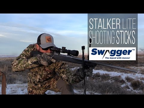 Shooting Stability With Swagger Shooting Sticks And Bipods
