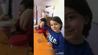 Anasınıfı 6 yaş B grubu / Fen ve Doğa / Deneyler