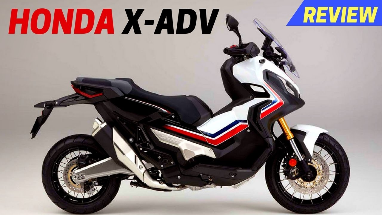 awesome 2017 honda x adv 750 scooter adventure with 54. Black Bedroom Furniture Sets. Home Design Ideas