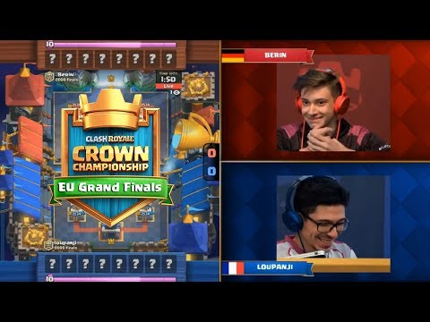 [Grand Finals] Berin Vs Loupanji | Clash...