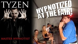 Super Funny Hypnosis Show - Washington County Fair