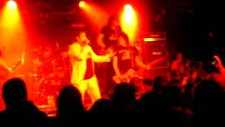 "Waysted ""Dead On Your Legs"" Hard Rock Hell 2 Pontins Prestatyn 2008"